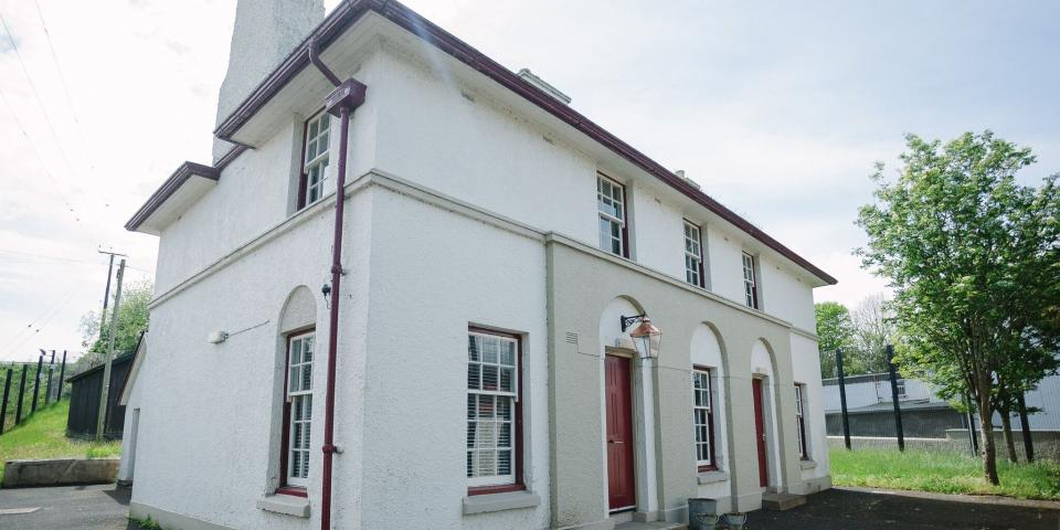 Broughshane and District Community Association acquire the former courthouse